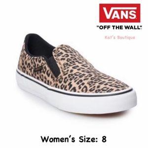 Vans Shoes - Vans Asher DX Women's Skate Shoes, Size: 8
